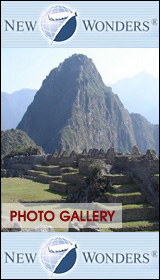 Machu Picchu new seven wonders